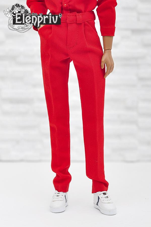 Silkstone Vintage Doll Dress Pantsuit Trouser For Barbie FR Vintage Barbie