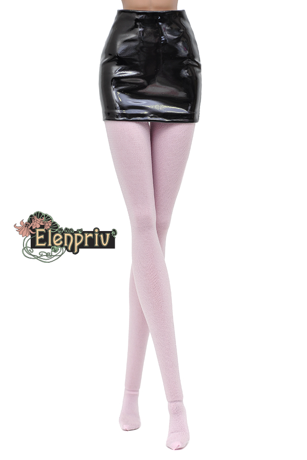 Light pink stockings for Silkstone and other fashion dolls