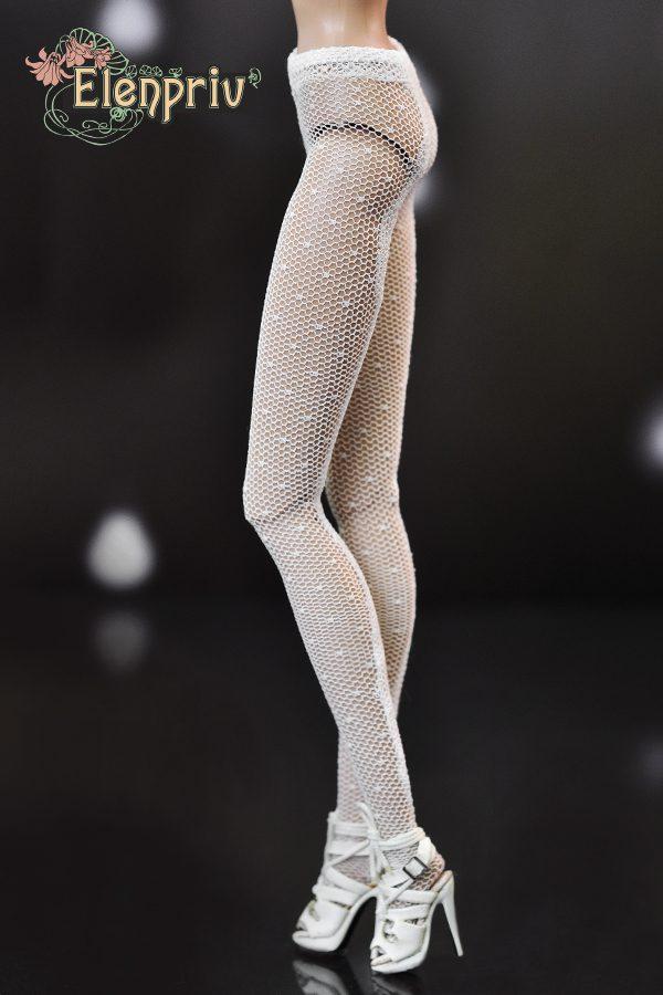 "~Doll Stockings pantyhose for 12/"" Doll~ Barbie,FR Silkstone #B16-1-000466-l"